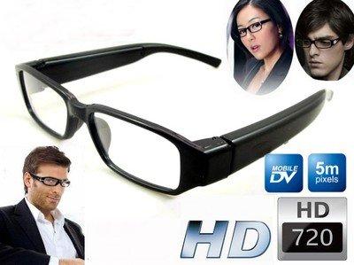 Kacamata Pengintai Dengan Spy Cam