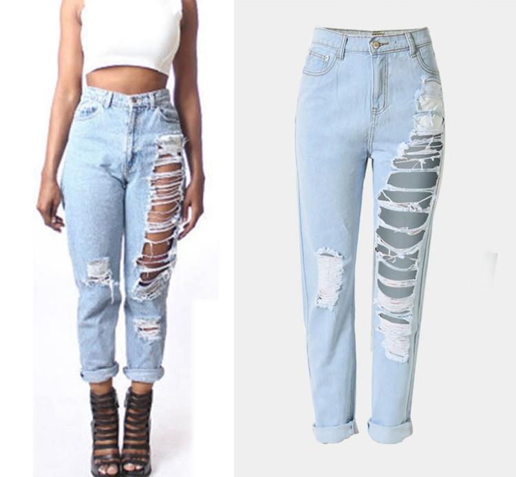 Cloud Rain Jeans Celana Wanita Murah Panjang