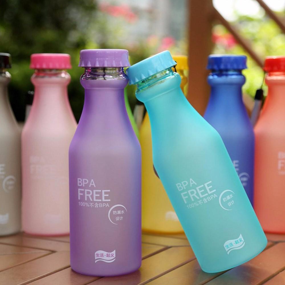 Jual Botol Minum Bpa Free 550ml Minuman Anak Terbuat Dari Bahan Plastik Yang Tidak Mengandung Zat Beracun Sehingga Aman Untuk Digunakan Pada Ataupun Orang Dewasa